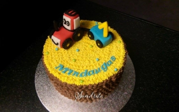 Cakes for boys_2