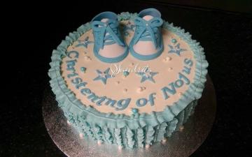 Christening cakes_2
