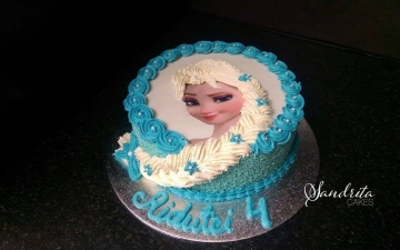 Cakes for girls_2